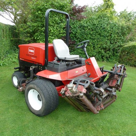 2006 Toro Reelmaster 6500-D Ride On Cylinder Mower