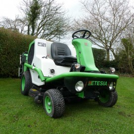 2005 Etesia Hydro 124DS Ride On Rotary Mower